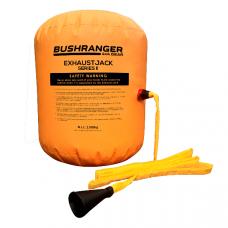 Bushranger Series II piepūšamais domkrats