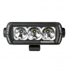 Bushranger Night Hawk VLI sērijas lukturis 3 LED