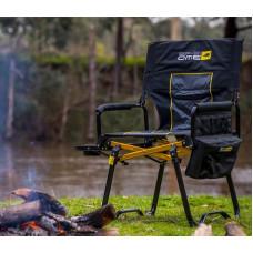 ARB Direktora saliekamais kempinga krēsls ar galdiņu