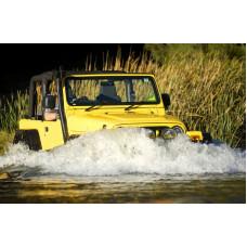 Safari Snorkelis Jeep Wrangler TJ