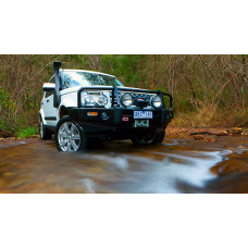 Safari Snorkelis Land Rover Discovery IV