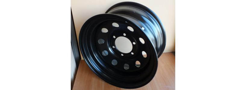 Djebel Line Modular disks 7x16 melns