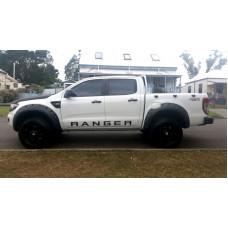Kut Snake arku paplašinātāji Ford Ranger (2011 -) Monster