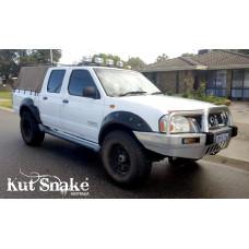 Kut Snake arku paplašinātāji  Nissan Navara D22